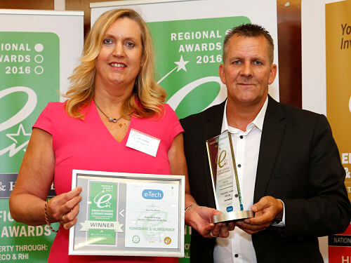 Yorkshire and Humberside Regional Energy Efficiency and Retrofit Awards